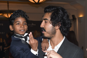 Sunny Pawar The Weinstein Company's Pre-Oscar Dinner in partnership with Bvlgari and Grey Goose