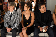 VP Marketing and Promotions at Supima Buxton Midyette, Miss USA 2012 Olivia Culpo and fashion designer Bibhu Mohapatra attend the Supima Design Competition fashion show during Spring 2016 New York Fashion Week: The Shows at The Gallery, Skylight at Clarkson Sq on September 10, 2015 in New York City.