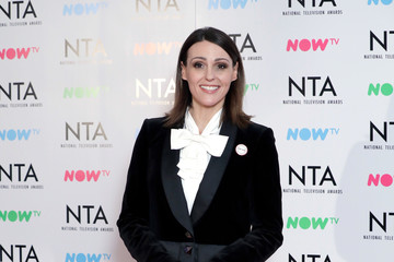 Suranne Jones National Television Awards - Press Room