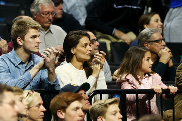 Suri Cruise NCAA Basketball Tournament - Second Round - Brooklyn