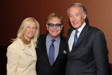 Susan Blumenthal Elton John AIDS Foundation and The ONE Campaign Host Reception on Global HIV/AIDS Funding
