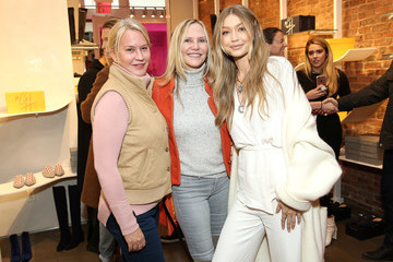 Susan Duffy Stuart Weitzman Pop-Up Event