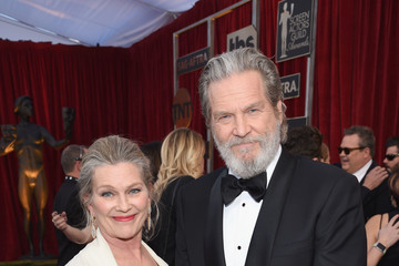 Susan Geston The 23rd Annual Screen Actors Guild Awards - Red Carpet