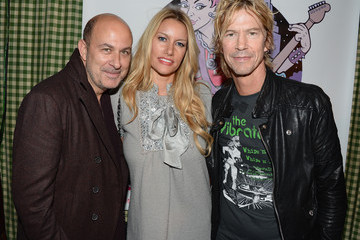 Susan Holmes McKagan CBGB Music & Film Festival in NYC