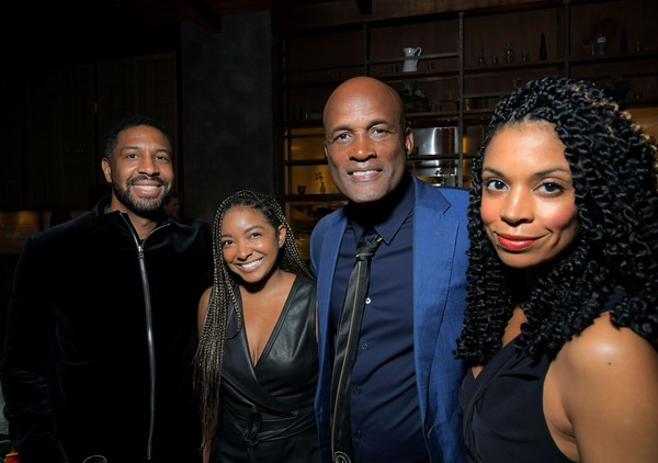 Ted's 2020 NAACP Nominees Toast