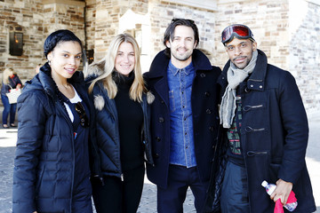 Susan Kelechi Watson Operation Smile's Celebrity Ski & Smile Challenge Presented by the Rodosky Family