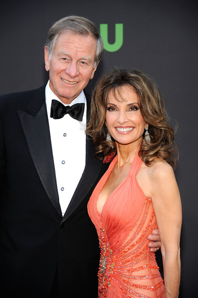 Susan Lucci with Husband Helmut Huber