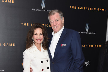 Susan Lucci Helmut Huber 'The Imitation Game' Premieres in NYC
