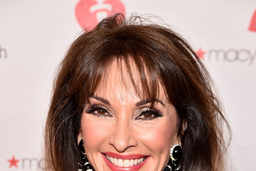 Susan Lucci The American Heart Association's Go Red For Women Red Dress Collection 2019 Presented By Macy's - Arrivals & Front Row