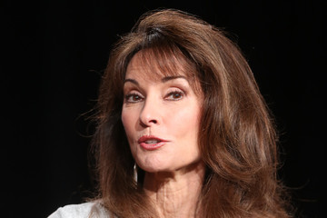 Susan Lucci Winter TCA Tour: Day 1