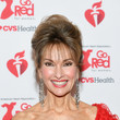 Susan Lucci The American Heart Association's Go Red For Women Red Dress Collection 2020 - Arrivals & Front Row