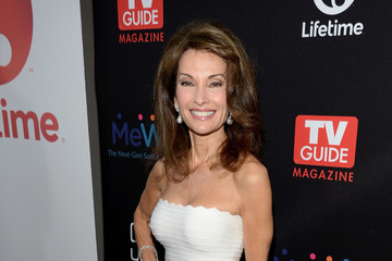 Susan Lucci Lifetime, MeWe And TV Guide Celebrate The 'Devious Maids' Season Four Premiere At STK Los Angeles In Westwood, CA