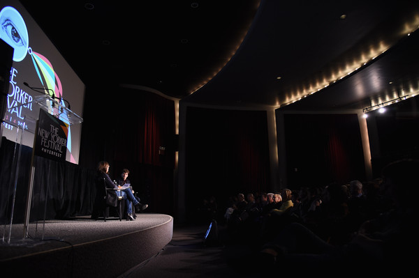 The New Yorker Festival 2015 - Jesse Eisenberg Talks with Susan Morrison