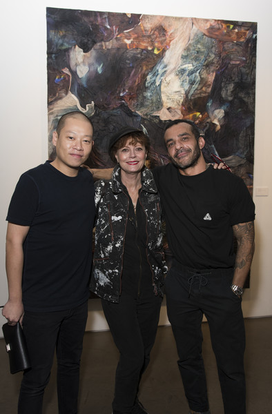 Michael Angel's 'Maps And Stacks' Presented By Gobbi Fine Art, New York City