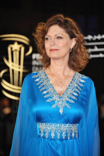 Susan Sarandon - 'Neds' Red Carpet Photocall - 10th Marrakech Film Festival