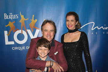 Susan Yeagley 'The Beatles LOVE By Cirque du Soleil' Celebrates Its 10th Anniversary At The Mirage In Las Vegas