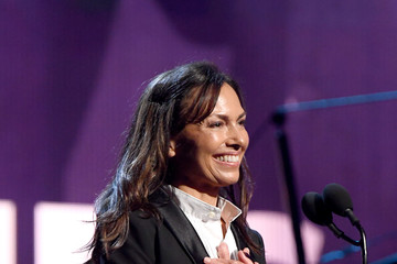 Susanna Hoffs 2019 Rock And Roll Hall Of Fame Induction Ceremony - Show
