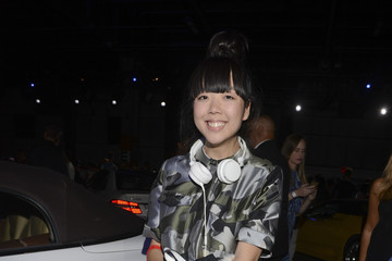 Susanna Lau MBFW: Front Row at the Opening Ceremony