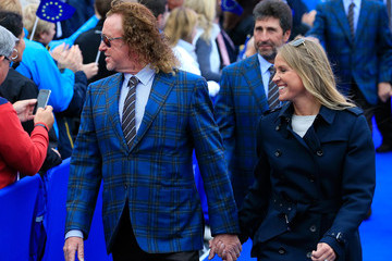 Susanne Jimenez 40th Ryder Cup Opening Ceremony
