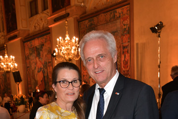 Susanne Ramsauer New Year Reception Of Bavarian State Government