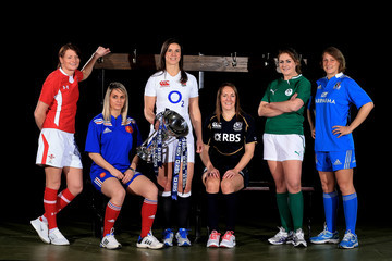 Susie Brown RBS Six Nations Launch