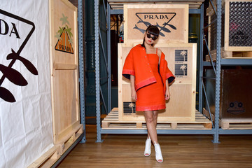 Susie Lau Prada Presents Prada Linea Rossa - New York Launch