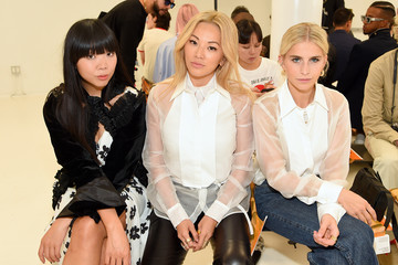Susie Lau Helmut Lang - Front Row - September 2019 - New York Fashion Week: The Shows
