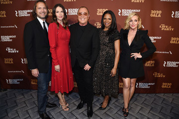 Sutton Foster Roundabout Theater's 2020 Gala