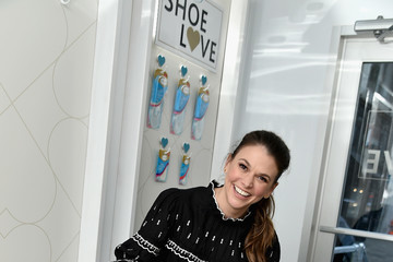 Sutton Foster Sutton Foster Introduces Amope GelActiv Insoles & Inserts ShoeLove Fashion Truck