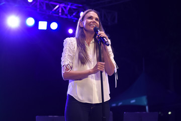 Sutton Foster 4th Annual Elsie Fest, Broadway's Outdoor Music Festival