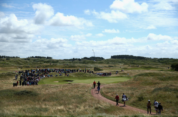 Ricoh Women's British Open - Day Four []