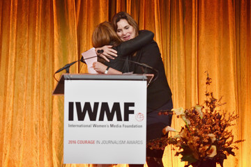 Suzanne Malveaux The International Women's Media Foundation's 27th Annual Courage in Journalism Awards Ceremony - Inside