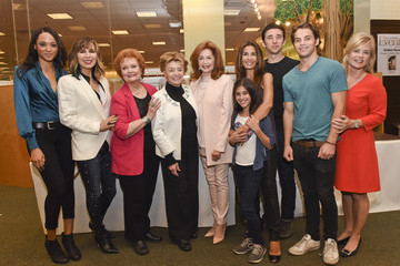 Suzanne Rogers 'Days of Our Lives' Book Signing - Barnes and Noble at The Grove