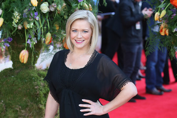 Suzanne Shaw 'A Little Chaos' - UK Premiere - Red Carpet Arrivals