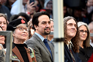 Suzanne Yankovic Lin-Manuel Miranda Is Honored With A Star On The Hollywood Walk Of Fame