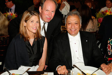 Suzanne Zimmer Hans Zimmer Honored in Beverly Hills