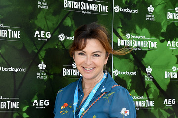 Suzi Perry Barclaycard Presents British Summer Time Hyde Park - 8th July