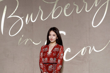 Suzy Burberry Seoul Flagship Store Opening Event