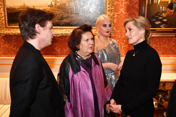 Suzy Menkes London College Of Fashion Better Lives Project