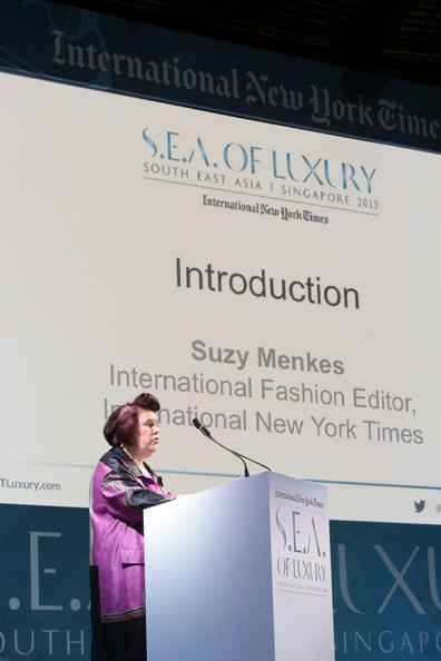 International New York Times Luxury Conference
