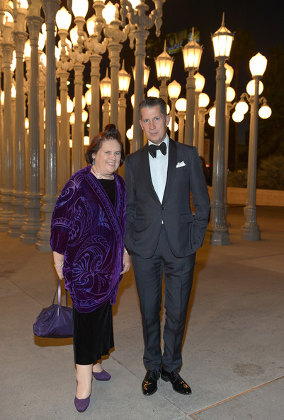 LACMA 2013 Art + Film Gala Honoring Martin Scorsese And David Hockney Presented By Gucci - Inside []