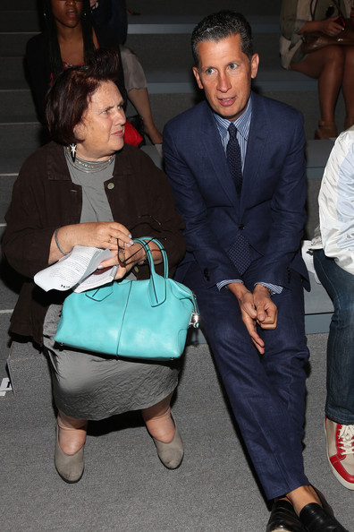 Osklen - Front Row - Spring 2013 Mercedes-Benz Fashion Week []