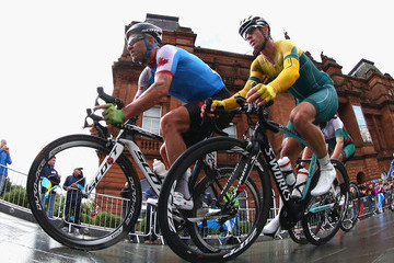 Svein Tuft 20th Commonwealth Games: Cycling Road Race