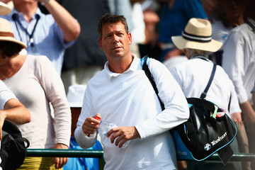 Sven Groeneveld Day Five: The Championships - Wimbledon 2015