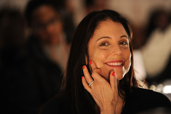 bethenny frankel mother bernadette. Bethenny Frankel is prepared