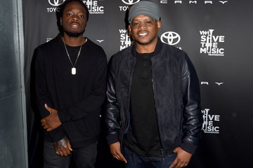 Sway Calloway VH1 Save The Music 20th Anniversary Gala - Arrivals