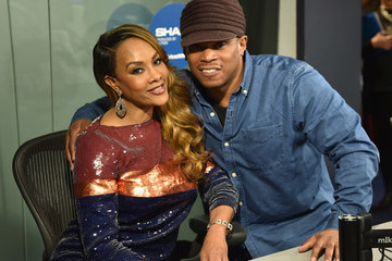 Sway Celebrities Visit SiriusXM - January 5, 2017