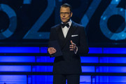 Prince Daniel of Sweden announces the winner of the Prince Daniel Pep Prize at Idrottsgalan, the annual Swedish Sports Gala, at the Ericsson Globe Arena on January 27, 2020 in Stockholm, Sweden.