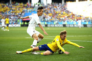 Yong Lee and Emil Forsberg Photos Photo