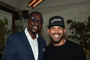 Amaury Nolasco and Dohn Norwood Photos Photo